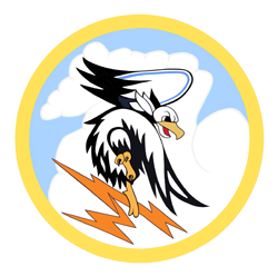 38th Bomb Group Insignia (HQ)