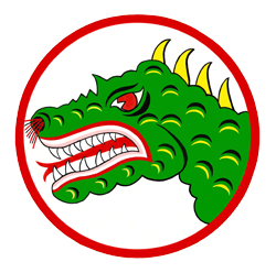 "405th Bomb Squadron ""Green Dragons"""