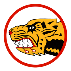"823rd Bomb Squadron ""Terrible Tigers"""
